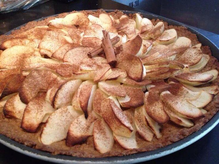 Op verzoek: Viv's appeltaart!