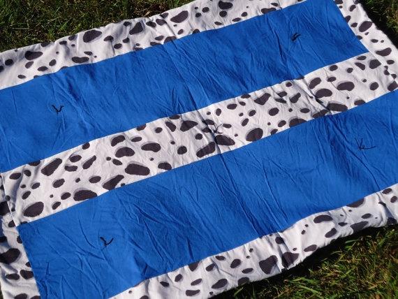 Baby Dalmatian Blanket Disney 101 Dalmatians Blanket by KaiceJoy, $17.00