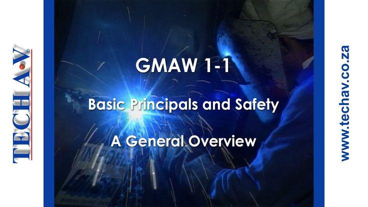 Gas Metal Arc Welding (GMAW) 1-1
