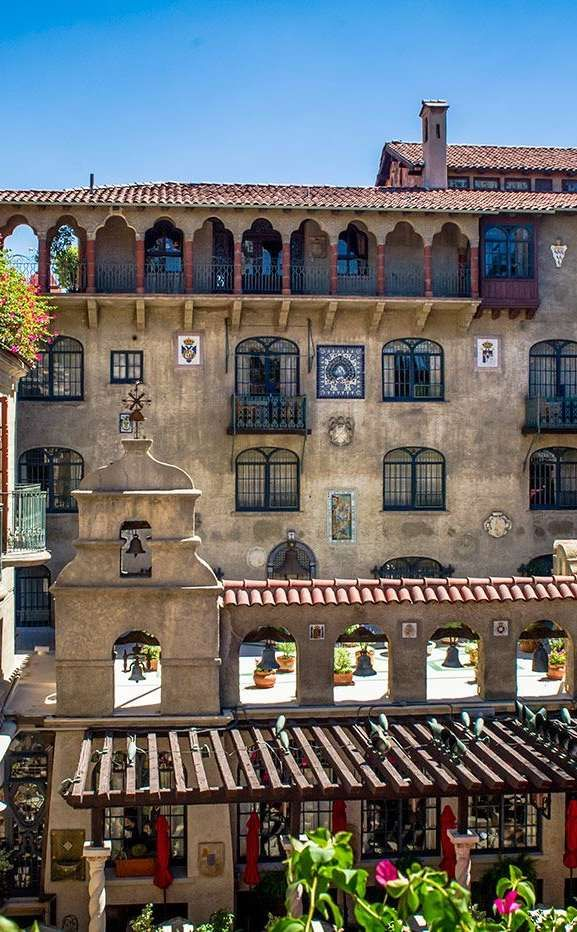 The Mission Inn Hotel