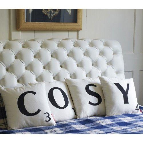 die besten 25 letter cushion ideen auf pinterest buchstaben kissen gro e buchstaben und wie. Black Bedroom Furniture Sets. Home Design Ideas