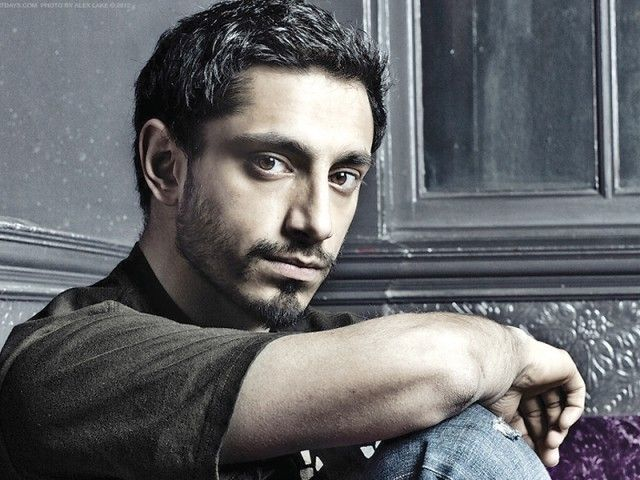 Love Riz Ahmed. He's beautiful...