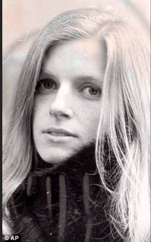 Linda McCartney, fabulous Sixties photographer; married to Paul McCartney. Sadly died in 1998.