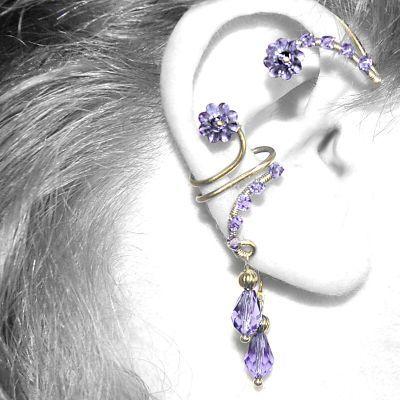 Ear wrap and cuff | Ear wraps