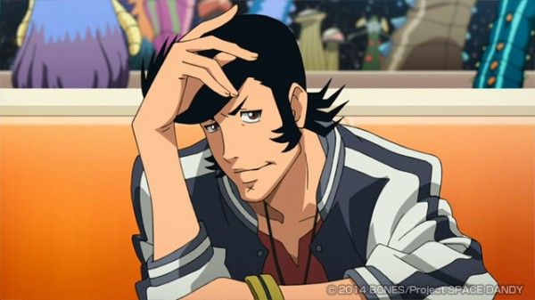 Space Dandy – New Anime From The Makers of Cowboy Bebop