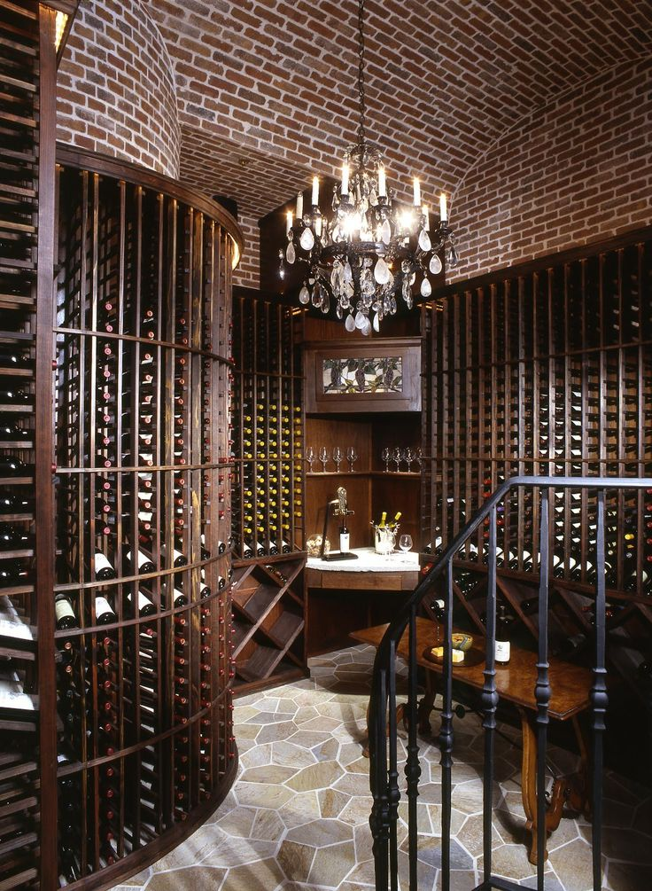 As Wine Collecting Becomes Increasingly Popular, More And More Homeowners  Want The Proper Environment To Enjoy Their Wine And Store It S.