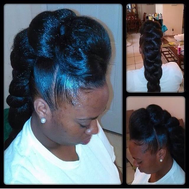 Pin By Brb 🏾 On Hairstyles Curly Hair Styles Hair Styles Ponytail Hairstyles