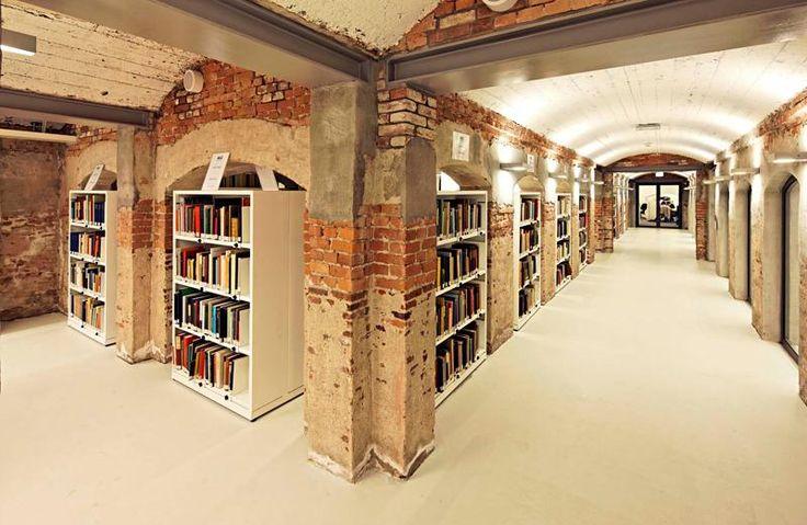 Universiteitsbibliotheek, Utrecht-Renovatie en herbestemming-Projecten   Grosfeld van der Velde Architecten