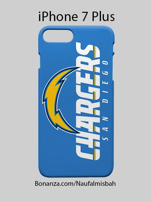 San Diego Chargers Logo iPhone 7 PLUS Case Cover