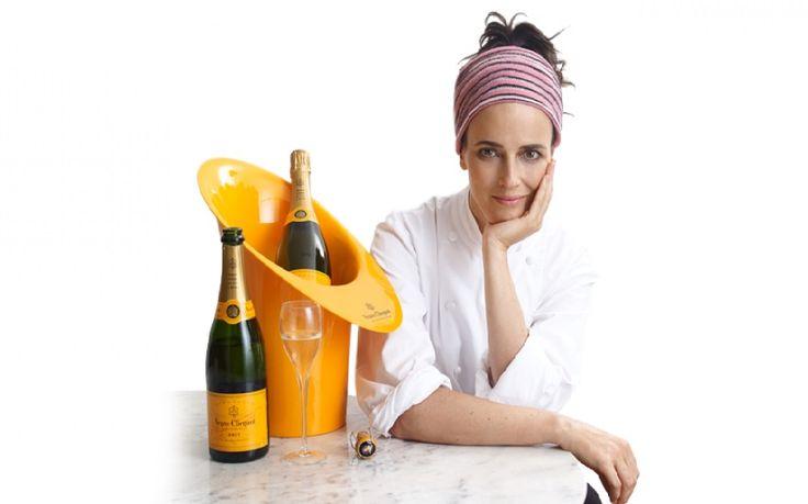 """Pour l'année 2014, le prix de la """"Meilleure femme Chef du monde"""" revient à la brésilienne Helena Rizzo."""