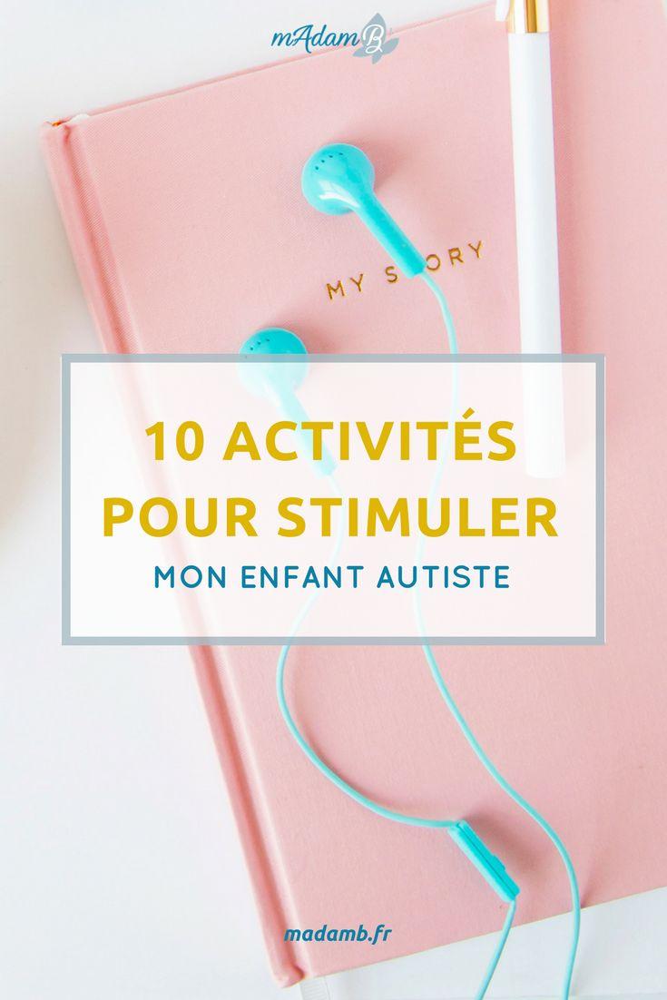 Fabulous Les 25 meilleures idées de la catégorie Activités pour autistes  VT67