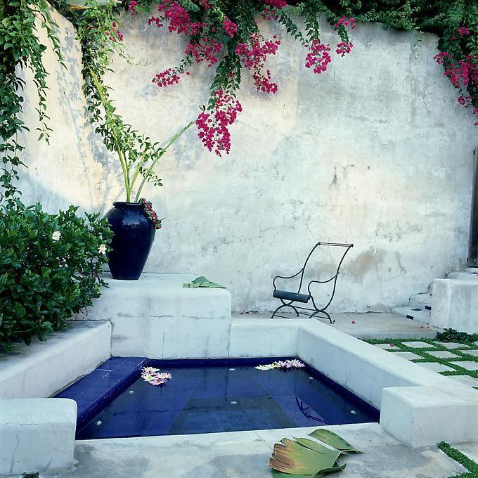 A beautiful Nest : Bette Midler Residence California