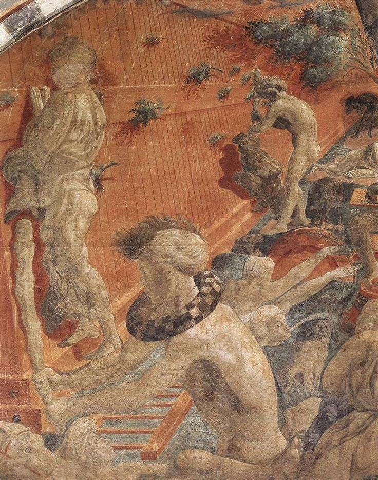 Todo Arte: PINTURA RENACENTISTA ITALIANA DEL QUATTROCENTO: PAOLO UCCELLO
