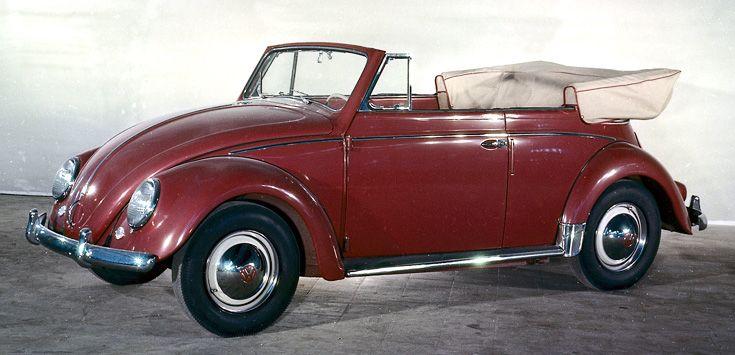 k fer 1200 cabriolet 1954 1965 vw beetles volkswagen vw beetles und vintage porsche. Black Bedroom Furniture Sets. Home Design Ideas