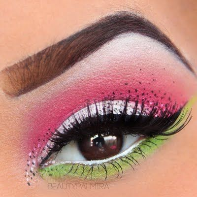 Watermelon eyes for game day