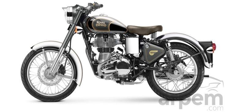 Royal Enfield Classic Chrome 500 Graphite