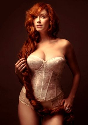 You're Good and I'm Good, Unless I'm Obese?: Curve, Sexy, Girl, Beautiful Women, Redheads, Beauty, Christina Hendricks, Red Head