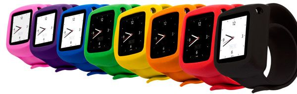 Slap Bracelet iPod Holder | I thought this was a watch!