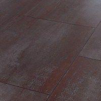 Designflooring Opus Vinyl Designbelag Ferra Stone Eisen Stein braun Planken zum Verkleben