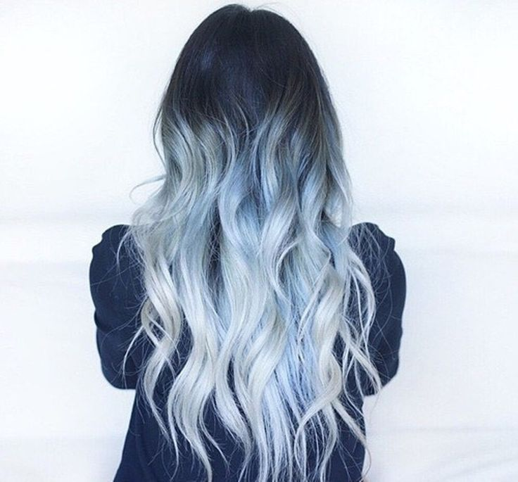 black to ash blonde ombre - Google Search