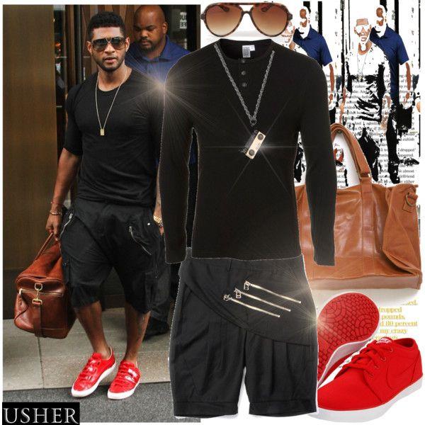 Usher Fashion | USHER STYLE