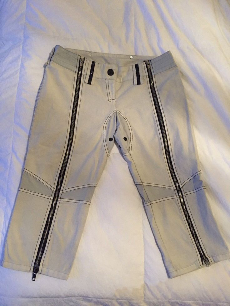 LIP SERVICE Ghost Highway capri pants #29-126