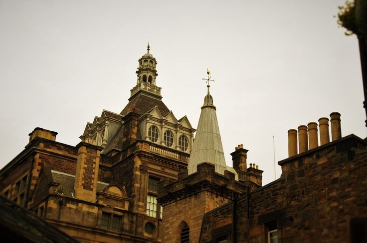 Scottish Rooftops