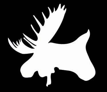 8 Best Images About Moose Crafts On Pinterest Kids