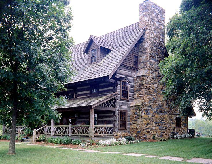 Bob Timberlake Cabin
