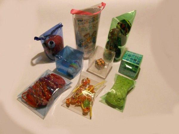 Diy : Plastic Bottles Boxes and Packagings