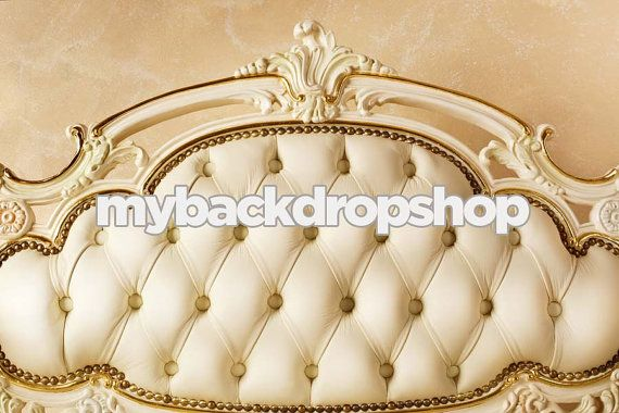 5ft x 4ft Bed Headboard Boudoir Photography by MyBackdropShop, $48.99
