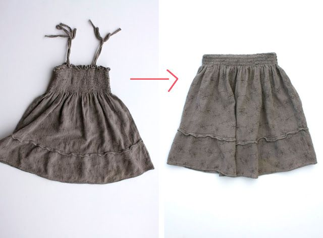 Making Her Clothes Last (Part Two: the Bottoms!)