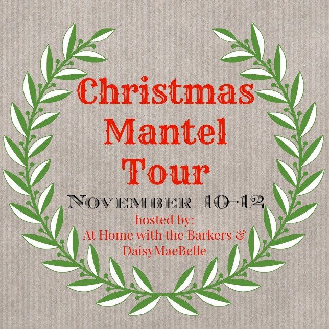 Christmas+Mantel+Tour