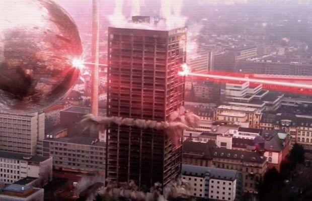 'Phantasm Ravager' Tease Destroys An Entire City!