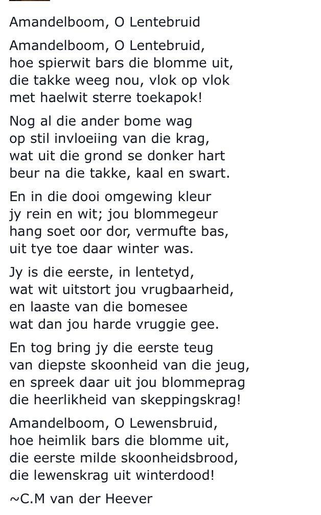 CM van der Heever