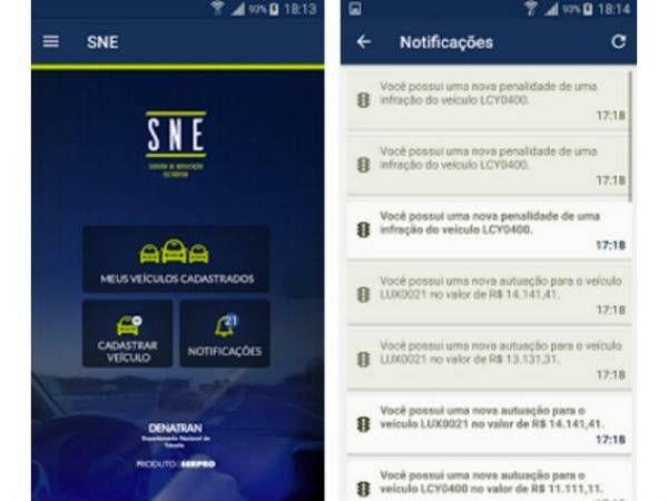 Novo aplicativo do governo oferece 40% de desconto em multas de trânsito. O desconto só será concedido para o motorista que reconhecer a infração assim que receber a notificação no aplicativo. O app só está disponível para Android. http://www.blogpc.net.br/2016/11/App-do-Denatran-oferece-40-por-cento-de-desconto-em-multas-de-transito.html #SNE