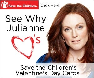 Very cool valentines cards by famous children's authors. Wish I had gotten some before they sold out.