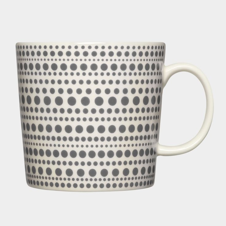 iittala cups with grey dots - Google Search