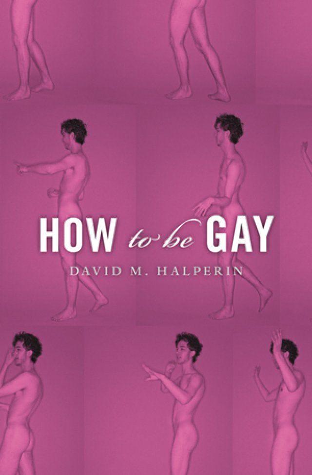 Valiente propuesta de Halperin de pensar la identidad gay, que deja de lado la…