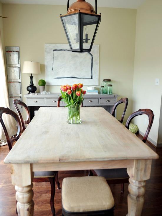 17 best images about farmhouse table on pinterest. Black Bedroom Furniture Sets. Home Design Ideas