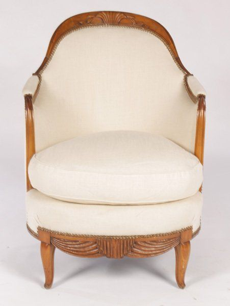 vintage art deco furniture. a good and unusual pair of carved art deco club chairs circa 1930 vintage furniture
