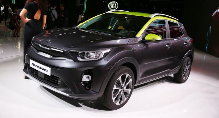 New Stonic Sub-Compact SUV Is The Most Customizable Kia Ever