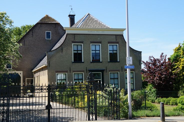 Raadsheeren Hoek (1818) Kerkweg 7 Zuidland