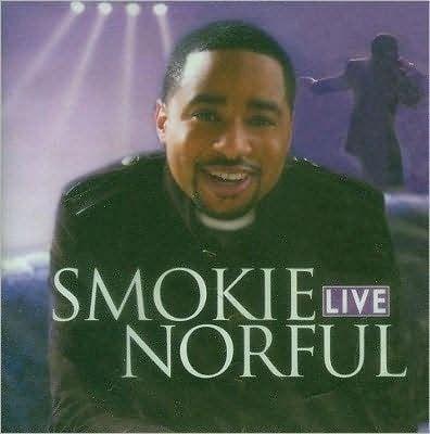 Smokie Norful Live (Audio CD)