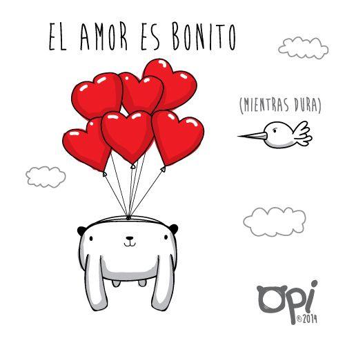 OPI El amor es bonito