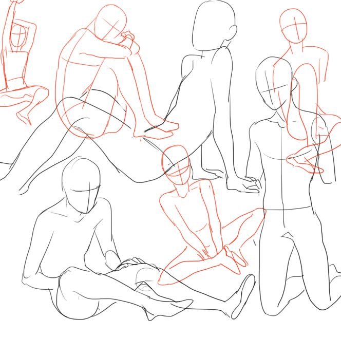 Journey : kelpls: someone asked about sitting poses so i...