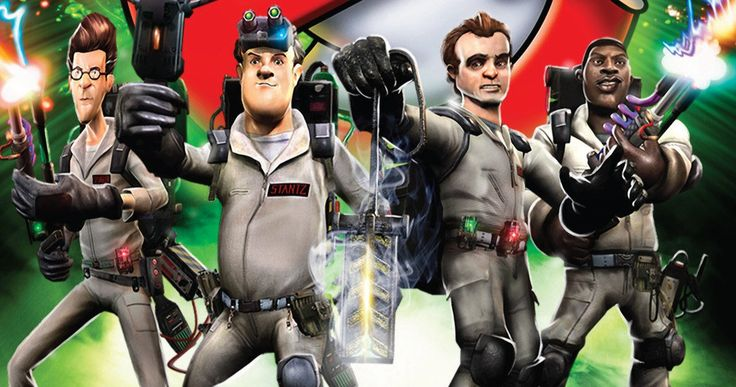 New Ghostbusters Animated TV Show Is Coming in 2018 -- Sony Animation has officially announced 3 new animated series based on Ghostbusters, Hotel Transylvania and Cloudy With A Chance of Meatballs. -- http://movieweb.com/ghostbusters-ecto-force-animated-tv-show-2018/