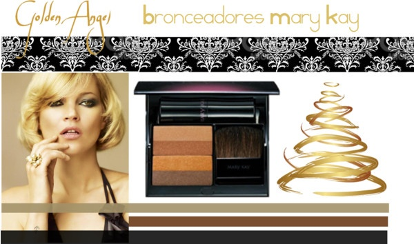 """Bronzer MK"" by andyc-g on Polyvore"