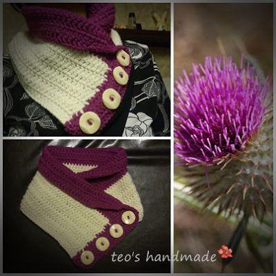 teo's handmade: Crochet Cowls for Women's