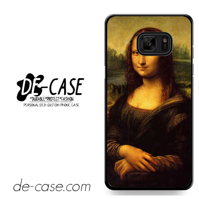 Monalisa Picture DEAL-7365 Samsung Phonecase Cover For Samsung Galaxy Note 7